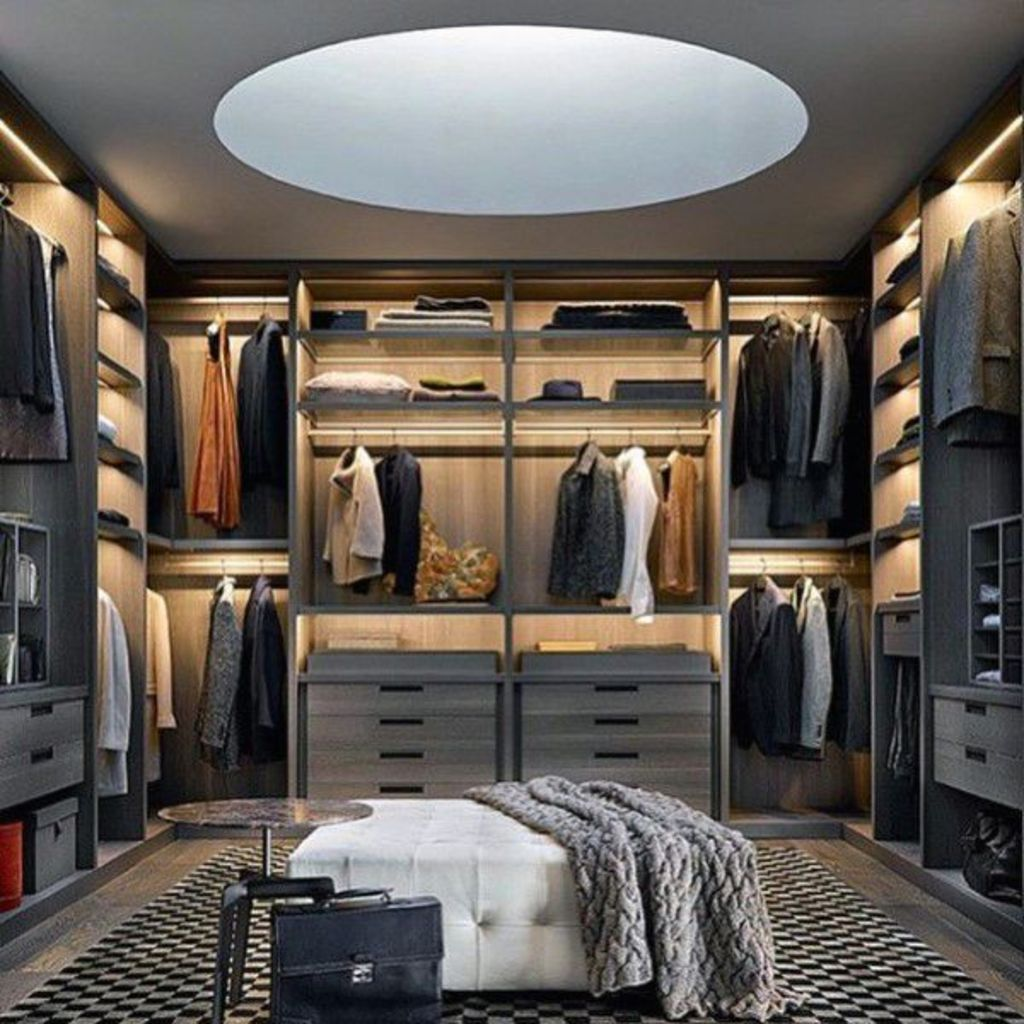 Medium Size Fabulous Walk in Closet Designs